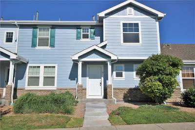 Denver Condo/Townhouse Under Contract: 5758 Danube Street #E