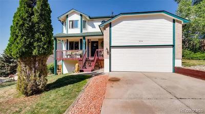 Colorado Springs Single Family Home Active: 5250 Quasar Court