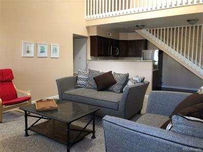 Denver Condo/Townhouse Active: 8760 Corona Street #303