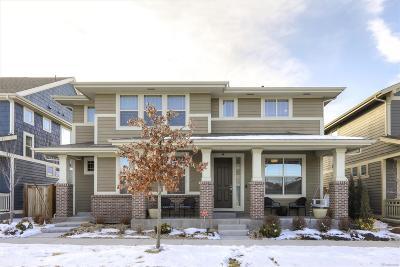 Denver Single Family Home Active: 5445 Verbena Street