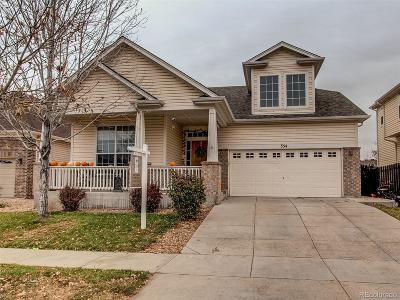 Brighton Single Family Home Under Contract: 354 Tumbleweed Drive