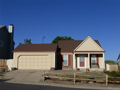 Westminster Single Family Home Active: 10507 Routt Lane