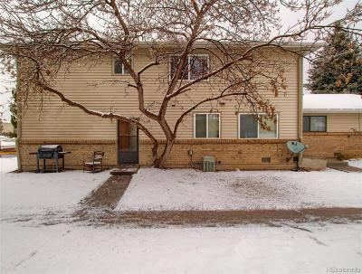Lakewood Condo/Townhouse Active: 3351 South Field Street #149