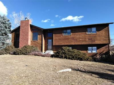 Littleton Single Family Home Under Contract: 8246 South Dover Street