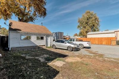 Denver Single Family Home Active: 1945 South Clay Street