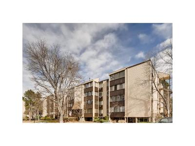 Condo/Townhouse Sold: 3460 South Poplar Street #401
