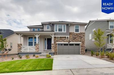 Castle Pines CO Single Family Home Active: $649,900