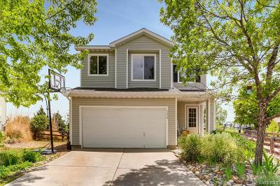 Littleton Single Family Home Active: 7574 Brown Bear Court