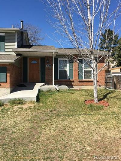 Westminster Single Family Home Active: 11073 Newland Street