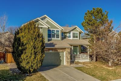 Highlands Ranch Single Family Home Active: 8727 Aberdeen Circle