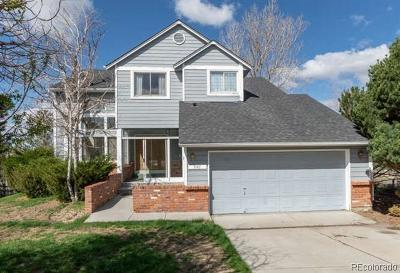 Douglas County Single Family Home Active: 5147 Aster Court