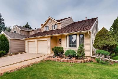 Arvada Single Family Home Active: 8287 Jellison Street
