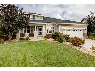 Broomfield Single Family Home Active: 4423 Snowcap Lane
