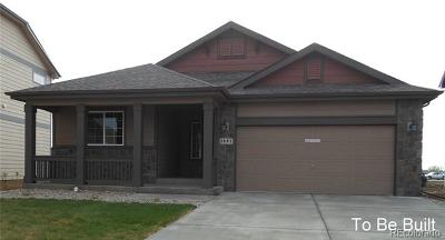 Greeley Single Family Home Under Contract: 1317 84th Avenue