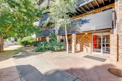 Denver Condo/Townhouse Active: 65 Clarkson Street #106