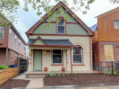 Single Family Home Active: 1944 West 36th Avenue