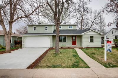 Edgewater Single Family Home Under Contract: 2461 Marshall Street