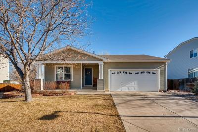 Littleton Single Family Home Under Contract: 7350 Eagle Rock Drive