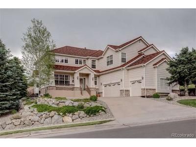Colorado Springs Single Family Home Active: 4735 Broadmoor Bluffs Drive