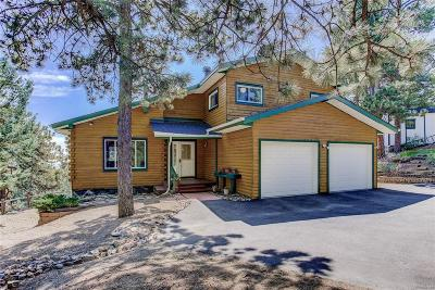Golden, Lakewood, Arvada, Evergreen, Morrison Single Family Home Under Contract: 1200 South Lininger Drive