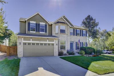 Longmont Single Family Home Under Contract: 1106 Button Rock Court