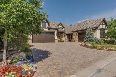 Aurora, Denver Single Family Home Under Contract: 2481 South Yosemite Street