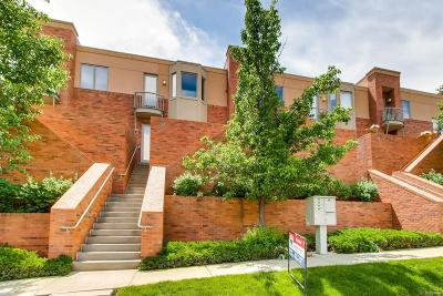 Golden Condo/Townhouse Under Contract: 755 15th Street
