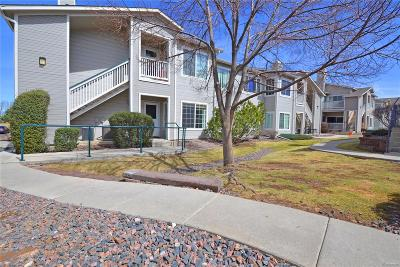Highlands Ranch Condo/Townhouse Under Contract: 8342 Pebble Creek Way #102