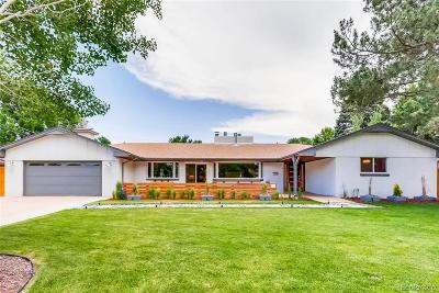 Denver Single Family Home Under Contract: 422 South Magnolia Street