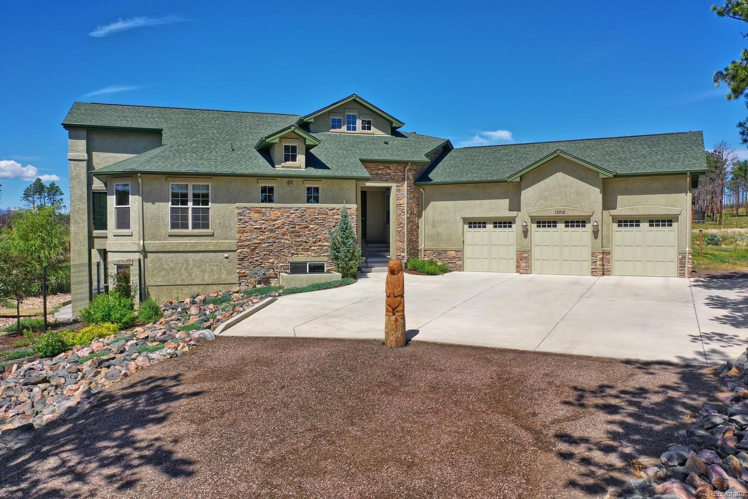 Pleasing 12710 Myrick Road Colorado Springs Co Mls 8419403 Download Free Architecture Designs Jebrpmadebymaigaardcom