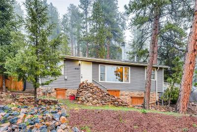Indian Hills Single Family Home Under Contract: 5150 Parmalee Gulch Road