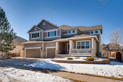 Denver Single Family Home Active: 5586 West Prentice Circle
