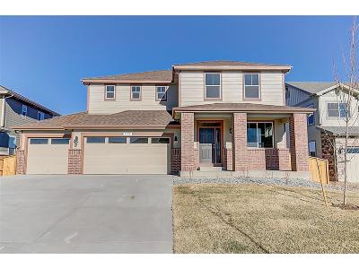 Broomfield Single Family Home Under Contract: 1199 West 171st Place
