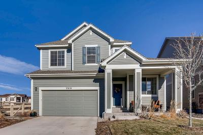 Parker CO Single Family Home Active: $479,900