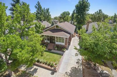 Denver CO Single Family Home Active: $557,000