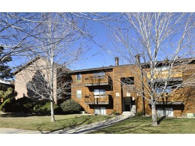 Lakewood Condo/Townhouse Under Contract: 431 Wright Street #307