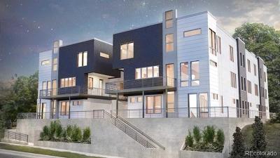 Denver Condo/Townhouse Active: 2853 West 23rd Avenue #2