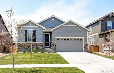 Dacono Single Family Home Under Contract: 3287 Raintree Lane