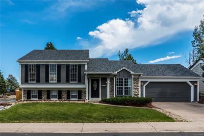 Centennial Single Family Home Active: 21388 East Ida Avenue