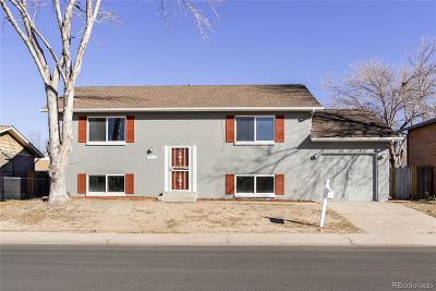 Denver Single Family Home Active: 5536 Crystal Way