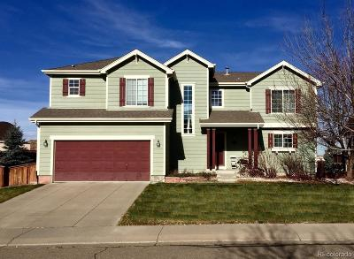 Longmont Single Family Home Active: 841 Sanctuary Circle