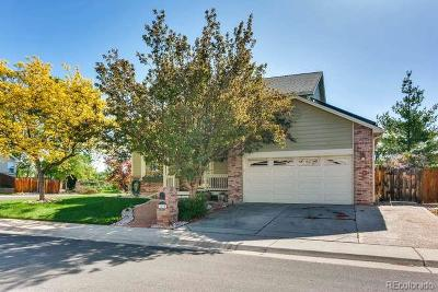 Broomfield Single Family Home Under Contract: 1170 Inverness Street