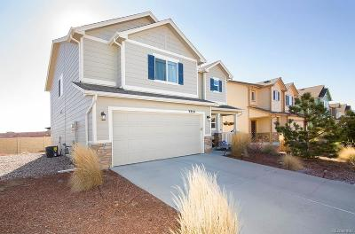 Colorado Springs Single Family Home Under Contract: 3824 Swainson Drive