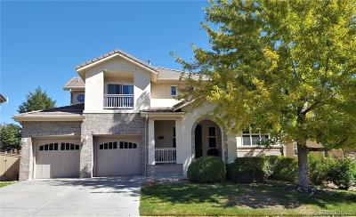 Highlands Ranch Single Family Home Under Contract: 10665 Briarglen Circle