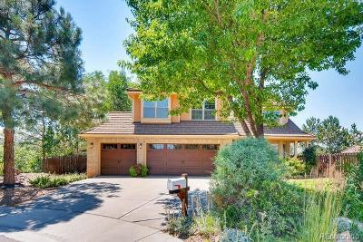 Golden Single Family Home Active: 15995 West Ellsworth Place