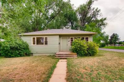 Boulder Single Family Home Active: 200 28th Street