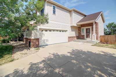 Aurora Single Family Home Active: 3822 South Quemoy Way