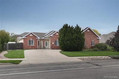 Greeley Single Family Home Active: 1913 79th Avenue