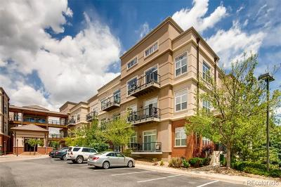 Greenwood Village Condo/Townhouse Active: 5677 South Park Place #310B