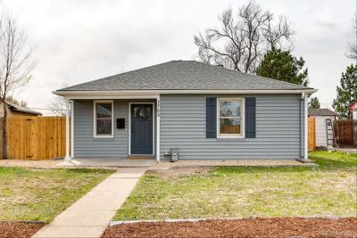 Single Family Home Sold: 3705 North Madison Street